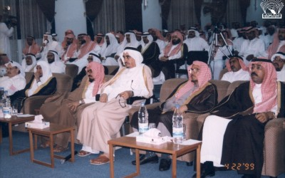 بعض فعاليات النادي : الدكتور / عوض بن محمد القرني – الدكتور / عبد الرحمن الضحيان … إدارة / د. محمد الحازمي ….