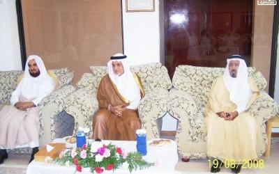 زيارة الأمير تركي الفيصل
