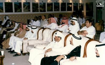 أضواء على القصة القصيرة في المملكة : محاضرة للدكتور / محمد صالح الشنطي – تقديم : أحمد ثابت عسيري