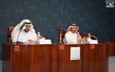لقاء مفتوح : رحيل الأمير نايف بن عبد العزيز (بين فاجعة الفقد وحكمة القرار ) – د .أحمد آل فايع :