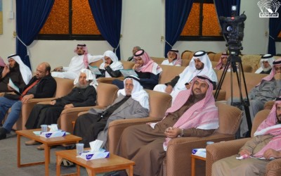 ندوة : اللغة والحوسبة في يوم اللغة العربية – د. عبد الرحمن البارقي– د. حسين الزراعي :