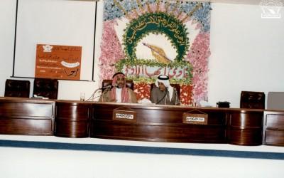 دور الأندية الأدبية في إثراء الحركة الثقافة : أ . عبد الله الشهيل – د. عبد الرحمن الضحيان …