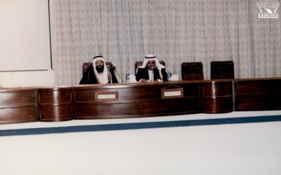 محاضرة : – د. صالح أبو عراد – أحمد محمد عسيري …