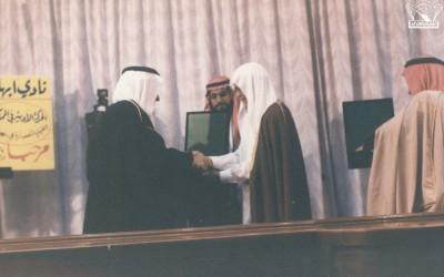لقاء مع الدكتور / عبد الله بن عبد المحسن التركي …