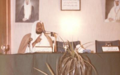 لقاء مع الدكتور / عبد العزيز المصلح ….