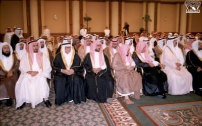 أحد مؤتمرات الأندية الأدبية في أبها برعاية الأمير / حالد الفيصل …