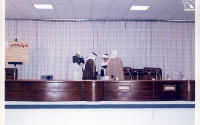 لقاء مع / محمد الحبيب بالخوجة – إدارة / عبد الله المصلح ….