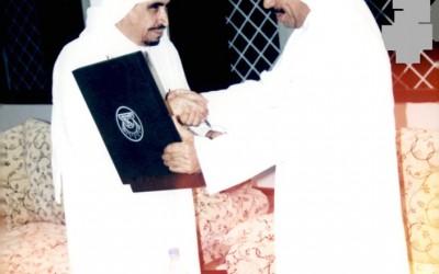 لقاء أدبي شعري مع الأستاذ / عبد العزيز سعود البابطين