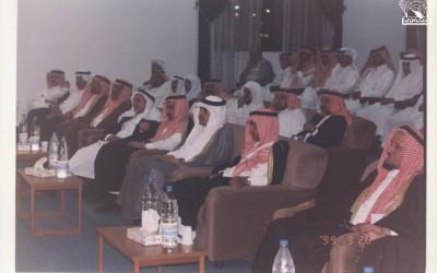 لقاء مع : – د. عبد العزيز الخضيري – أ. حمد القاضي – أ علي آل عمر عسيري – أ. إبراهيم العلي .