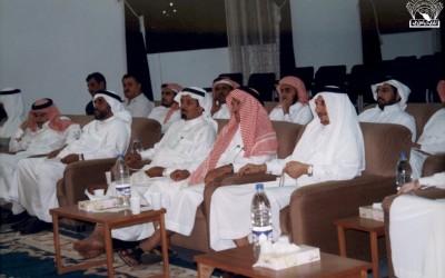 لقاء مع الأستاذ / عبد الله الشهيل – إدارة د. سعد الحميدي ,