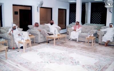مسامرة مع الشيخ / هاشم بن سعيد النعمي .