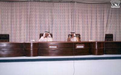 المملكة : حقائق .. حضارة . محاضرة : – علي الجميعة – إدارة : إبراهيم اللوذ .