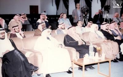 لقاء يجمع كلا من : – الشيخ هاشم النعمي – د. عبد الله أبو داهش – أ. علي مغاوي – د. أحمد التيهاني .