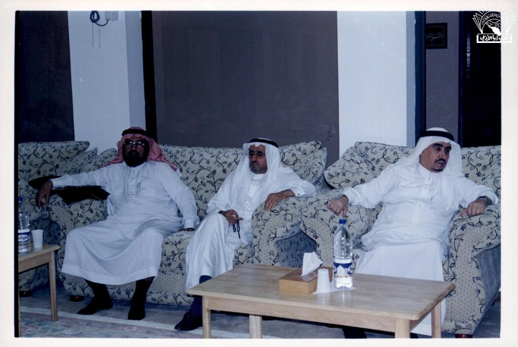 مسامرة مع د. / محمد الهرفي .