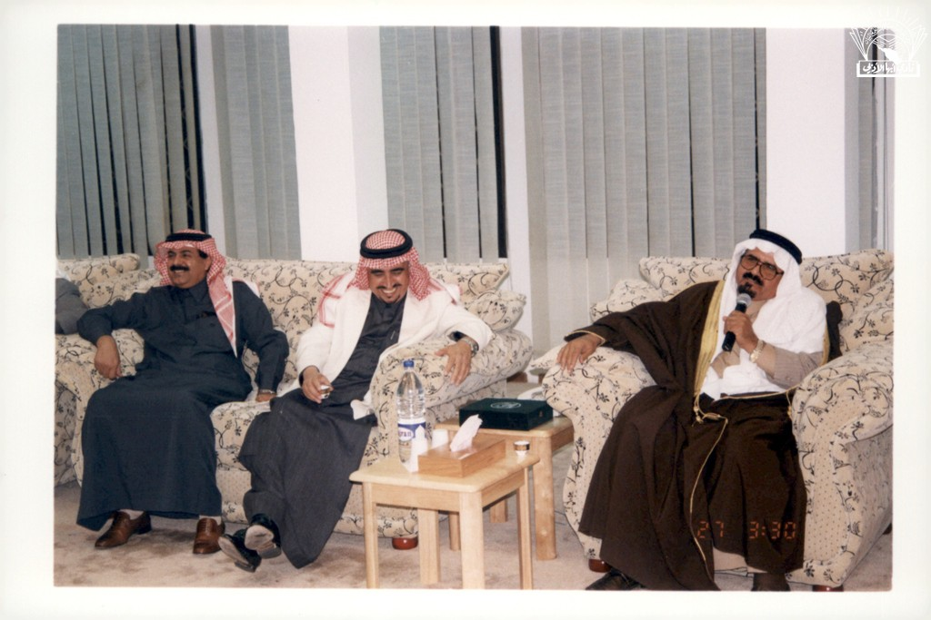 من مسامرة مع الأستاذ / سياف بن عامر آل خشيل ، مدير عام التعليم بمنطقة عسير .