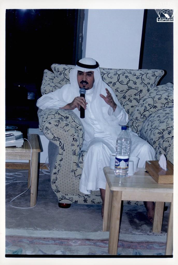 مسامرة مع القاص الأستاذ / تركي بن محمد العسيري …