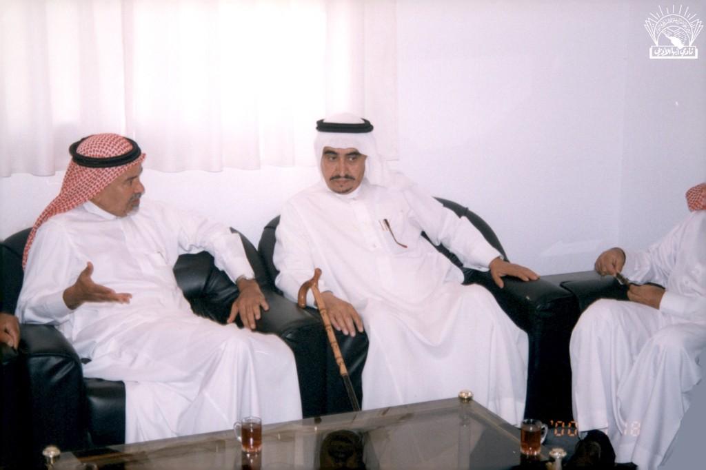زيارات النادي إلى المحافظات : أمسية شعرية في محافظة محايل