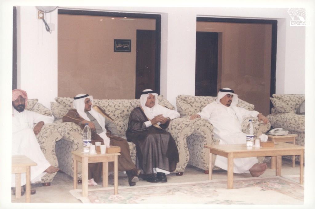 مسامرة مع الأستاذ / محمد بن ناصر آل ياسر الأسمري …