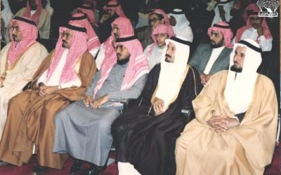 إحدى الفعاليات من إدارة / علي آل عمر عسيري .