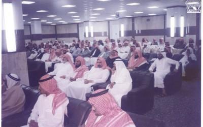 أحد اللقاءات في النادي + أمسية شعرية : إبراهيم طالع الألمعي – سعد الهمزاني وآخرون …
