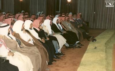 لقاء مع الفريق / يحي بن عبد الله المعلمي – تقديم / عبد الرحمن أحمد فايع …
