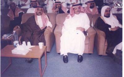 ضمن أماسي النادي : من شعراء من المنطقة الشرقية / – د. عبد الرحمن الضحيان – جميل الجشي …