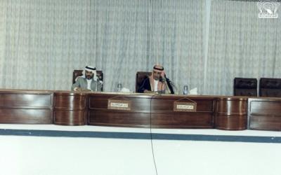 لقاء مع الدكتور / عبد الله مناع .