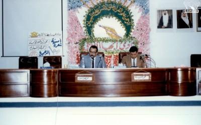 أمسية شعرية : محمد إبراهيم أبو سنّة – أحمد فضل شبلول …