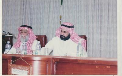 أحد أنشطة النادي مع / علي الحسن الحفظي – أحمد عبد الخالق وآخرين ..