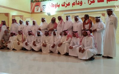 افتتاح لجنة النادي الثقافية بظهران الجنوب :