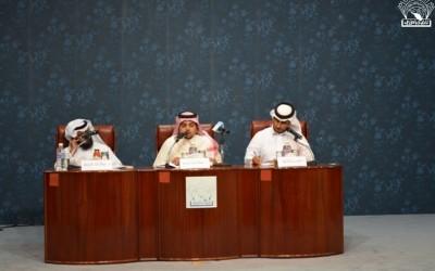 أمسية شعرية للشعراء : د. عبد الرحمن البارقي – محمد البارقي – نورة ناصر :