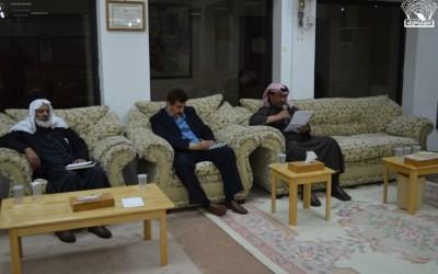 جماعة إبداع : قراءة رواية (سيدة أبها )عبد الله المطمي :