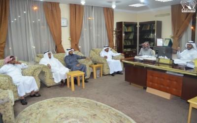 افتتاح لجنة النادي الثقافية بمحافظة محايل :