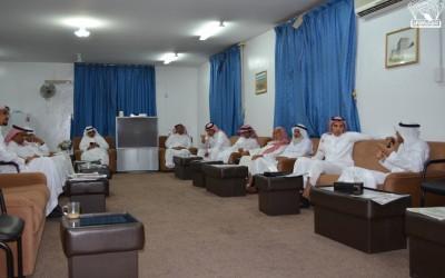 محاضرة: جدلية المثقف في الرواية السعودية –صالح الصاعدي – ولقاء مع لجنة إبداع :