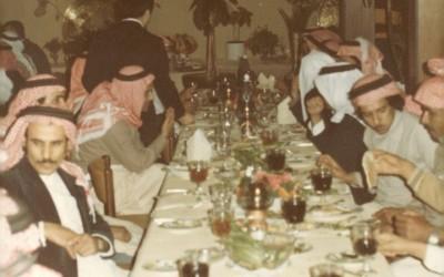 وفد من أدباء تونس في زيارة للنادي …