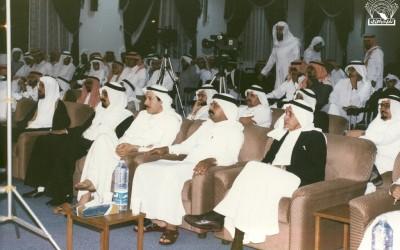 إحدى الفعاليات : – محمد العُمَرِي .. – وأخرى من محاضرة : د . صالح الشنطي  – تقديم / أحمد ثابت عسيري .