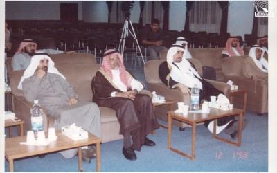 من محاضرة : – د. زاهر الألمعي – د. عبد الله أبو داهش – د. عبد الله بن ثقفان ..