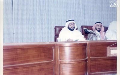 لقاء مع : د. علي سعد الموسى – د. أحمد النهاري …