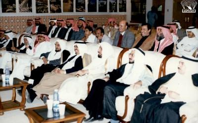لقاء مع الأستاذين : – عبد الرحمن القحطاني – مبارك المطلقة .