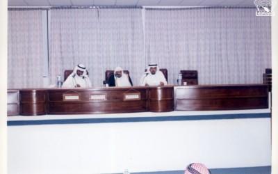 لقاء مع : – د. علي عريشي – الشيخ / إبراهيم عبد الله – د. مصلح الثقفي.