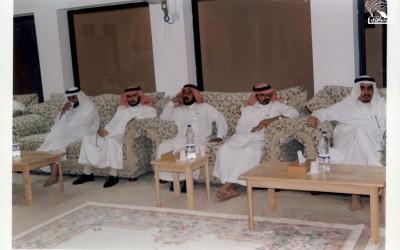 من مسامرة مع الأستاذ / عبد الله بن علي بن عفتان …