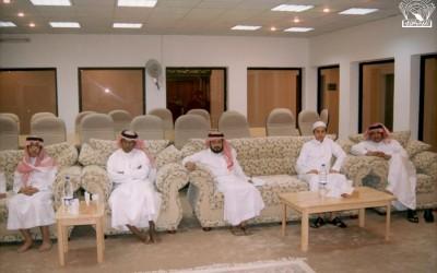 مسامرة مع الدكتور/ فهيد عبيّد مبارك .
