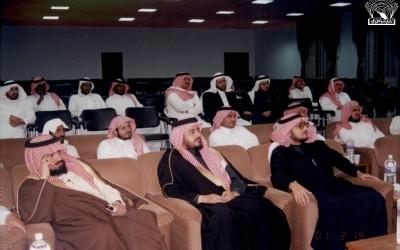اللقاء مع الأستاذ القدير / عبد الفتاح أبو مدين – إدارة الأديب / أحمد التيهاني .