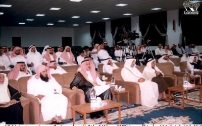 لقاء مع : د. فيصل بن معمر – أ. علي آل عمر عسيري – أ. أحمد التيهاني .