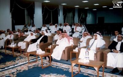 لقاء مع : د. سلطان القحطاني – د. علي سعد آل موسى – إدارة الأستاذ / علي مغاوي .