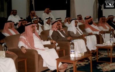 لقاء مفتوح مع رئيس بلدية أبها المهندس / محمد صالح الشهري – إدارة / أحمد التيهاني .