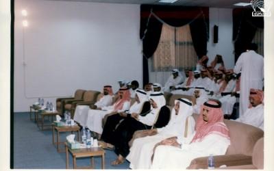 ( قصة الأدب الإسلامي ) : محاضرة للدكتور / عبد القدوس أبو صالح . إدارة الدكتور / عبد الله بن محمد أبو داهش .