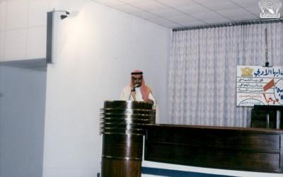 من أمسية شعرية للشعراء : – محمد رضا الشماسي – حسن السبع – علي الخوامي …
