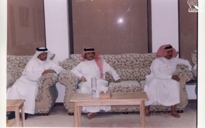 ومسامرة مع الأستاذ / مبارك محمد المطلقة بتاريخ