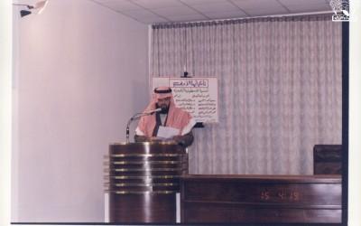 أمسية فلسطينية في النادي – مجموعة من الشعراء .